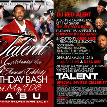 talent-bday-flyer